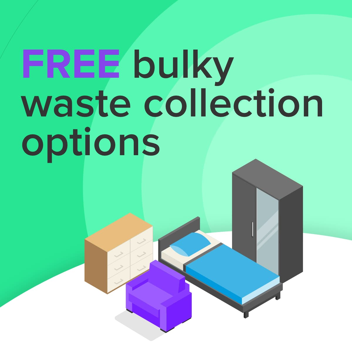 Free Bulky Waste Collection Options