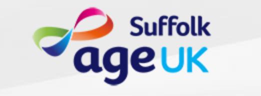 Age UK Charity Furniture Shop Suffolk
