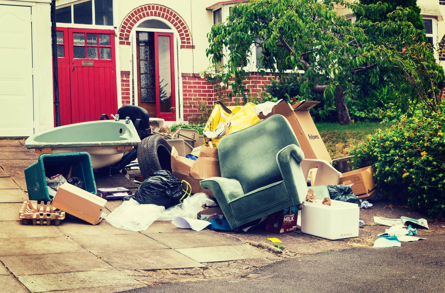 waste clearances
