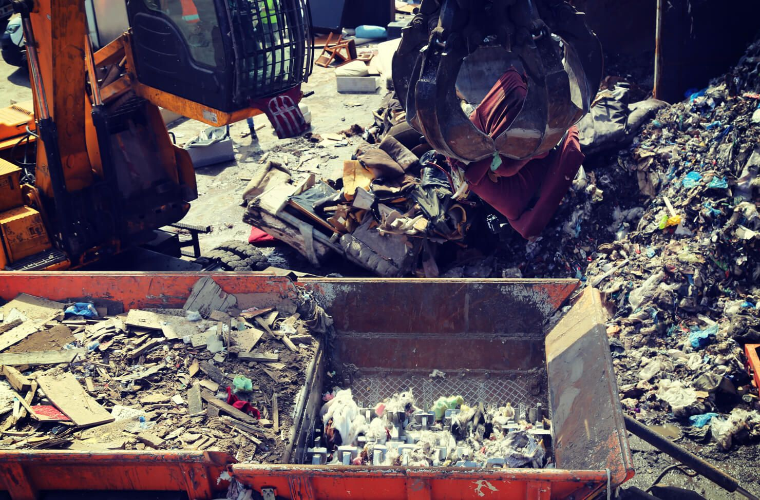 sofa shredder
