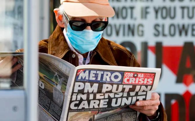 How Brexit Infected Britain's Coronavirus Response