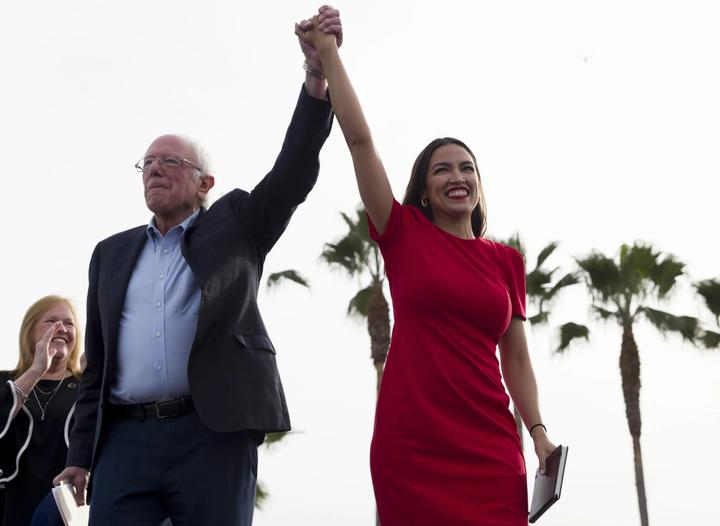 The Latinx Vote Might Carry 'Tío Bernie' to Victory