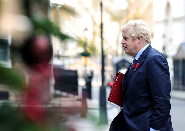 The U.K.'s New COVID-19 Strain and Boris Johnson's Bloody Blunders