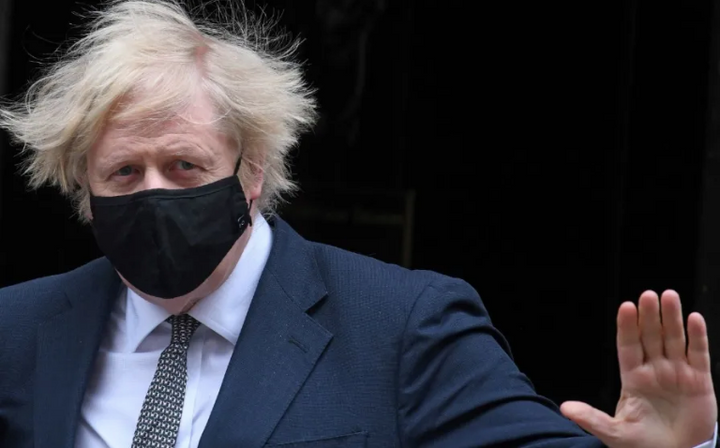 Covid-19 Is a Boon for UK Prime Minister Boris Johnson's Buds
