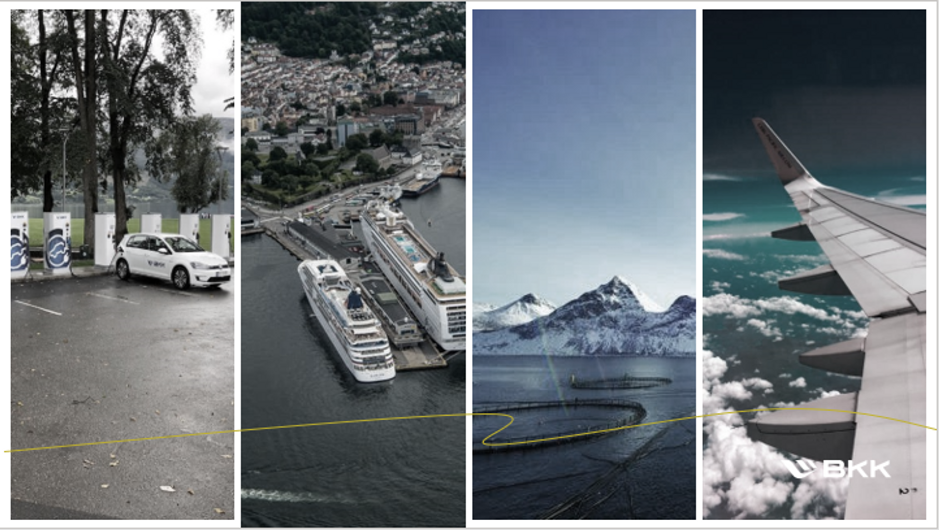 Elektrifisering av biler, skip, industri og fly