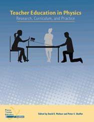 Teacher Education in Physics cover