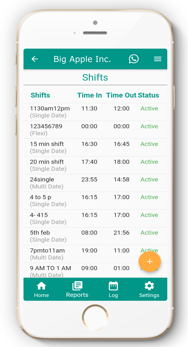 shift planner - manage employee shifts