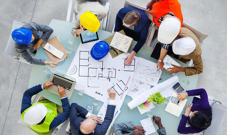 Ingenieurbüros und Dienstleister