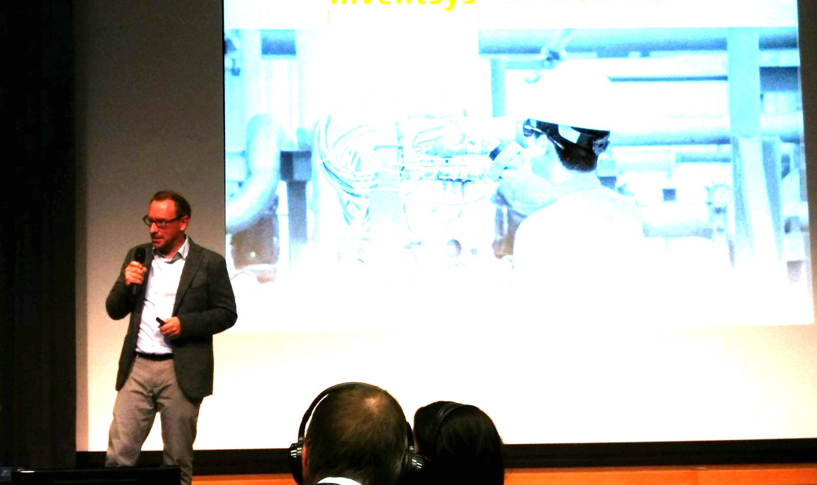 Inventsys at the Energy Startup Day Thursday, November 30, 2017