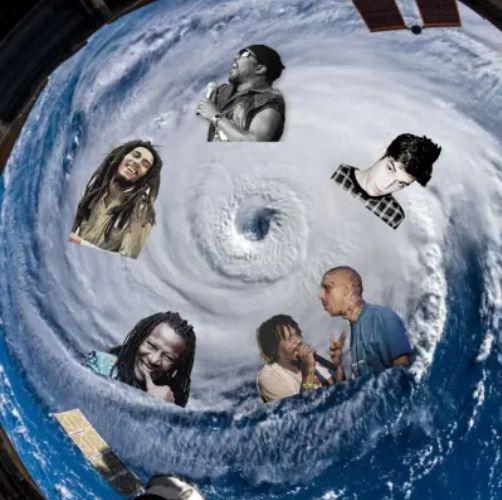 « Demain, les tempêtes auront des noms de chanteurs de reggae »