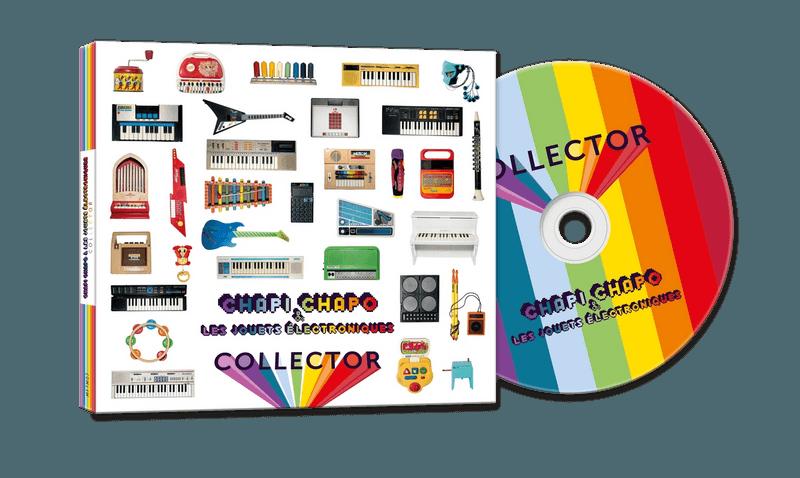 Chapi Chapo ★ Collector CD (2020)