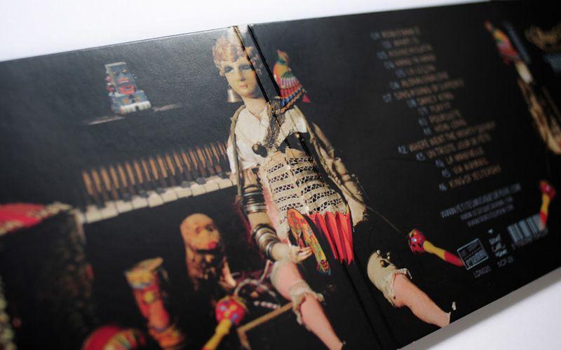 Chapi Chapo ★ Robotank-z ★ CD digipack