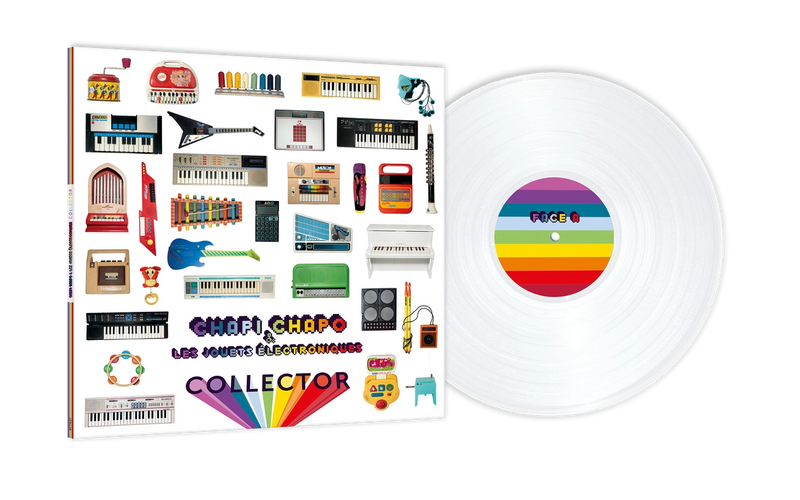Chapi Chapo ★ Collector LP (2020)