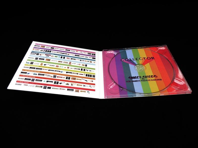 CD Digipack ★