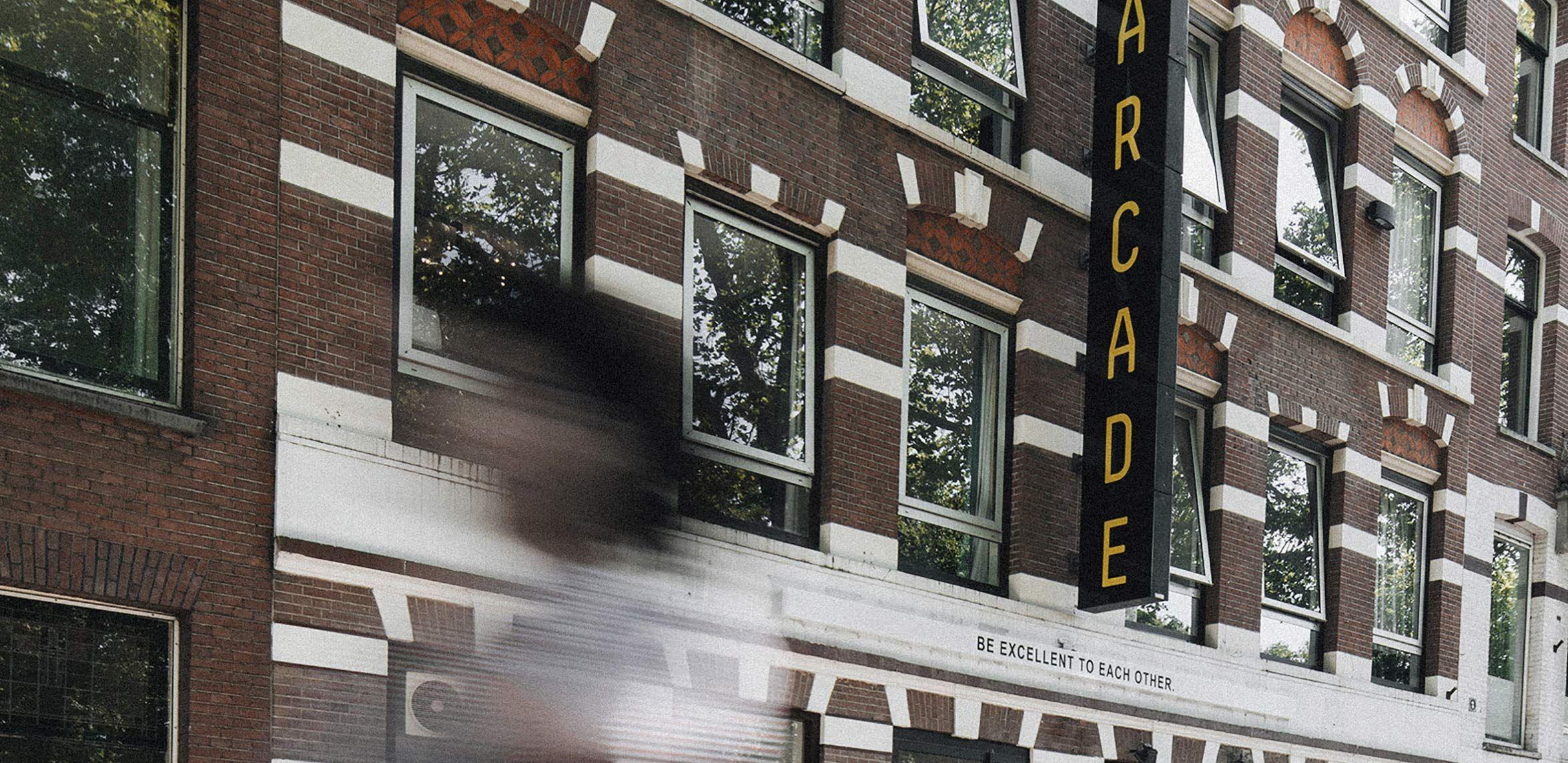 Arcade Hotel - Arquetipo Estudio