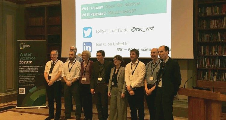 Scientific Services Staff at Conference