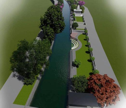 Canal Front Development