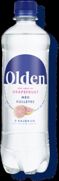 Olden Grapefrukt med kullsyre