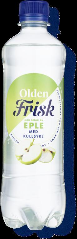 Olden Frisk Eple med kullsyre