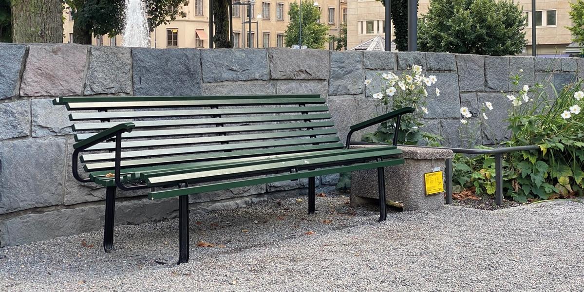 Norra Bantorget  - Stockholmssoffan1