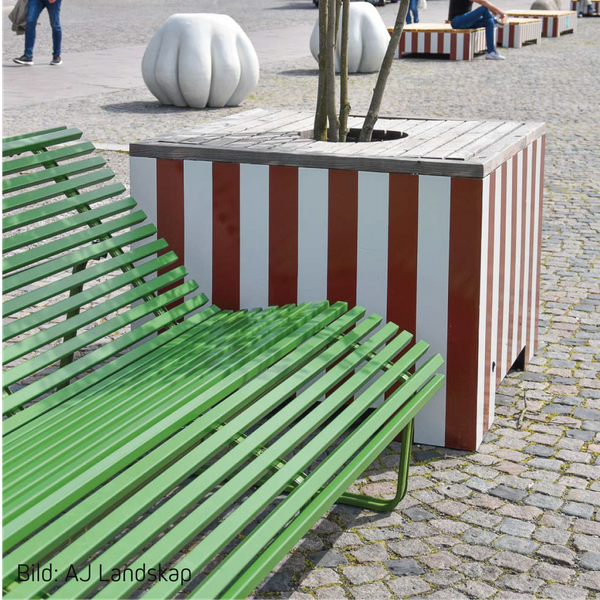 Pop Up-park, Holger Bloms plats2