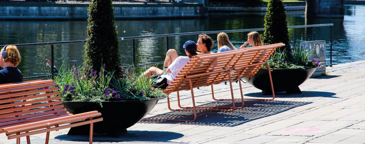 Levande Stockholm - Sommargågator0