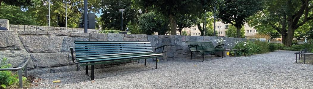 Norra Bantorget  - Stockholmssoffan