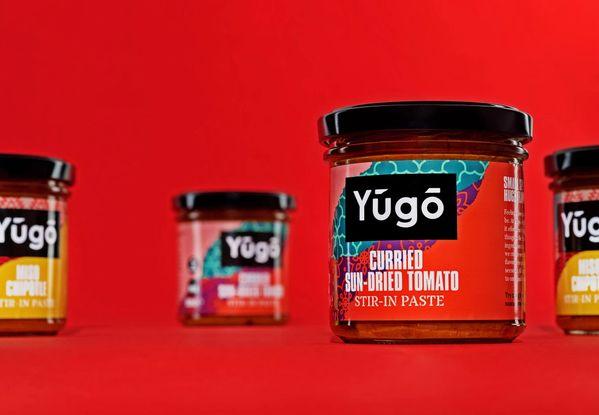 Yūgō Curried Sun-dried Tomato Stir-in paste