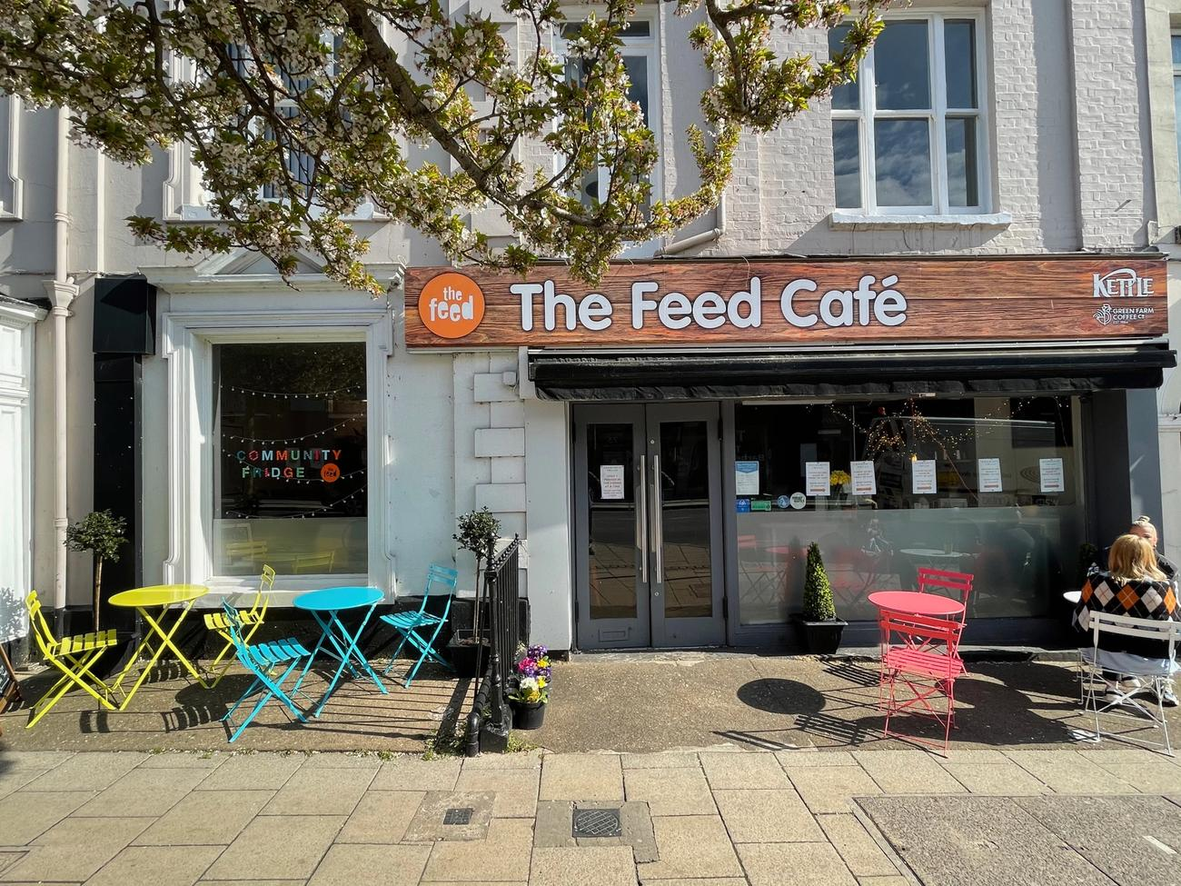 the feed cafe