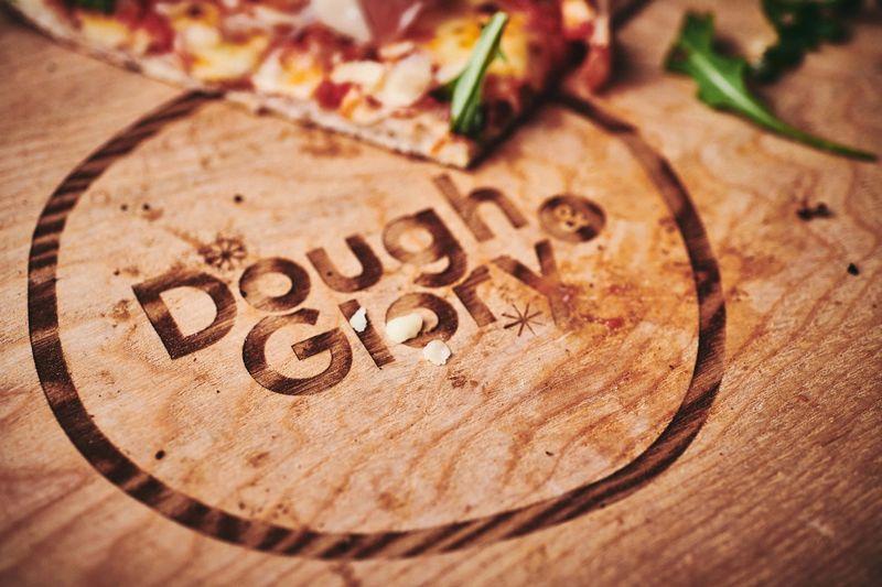 Dough & Glory logo
