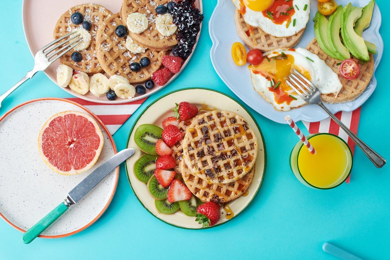 griddle breakfast
