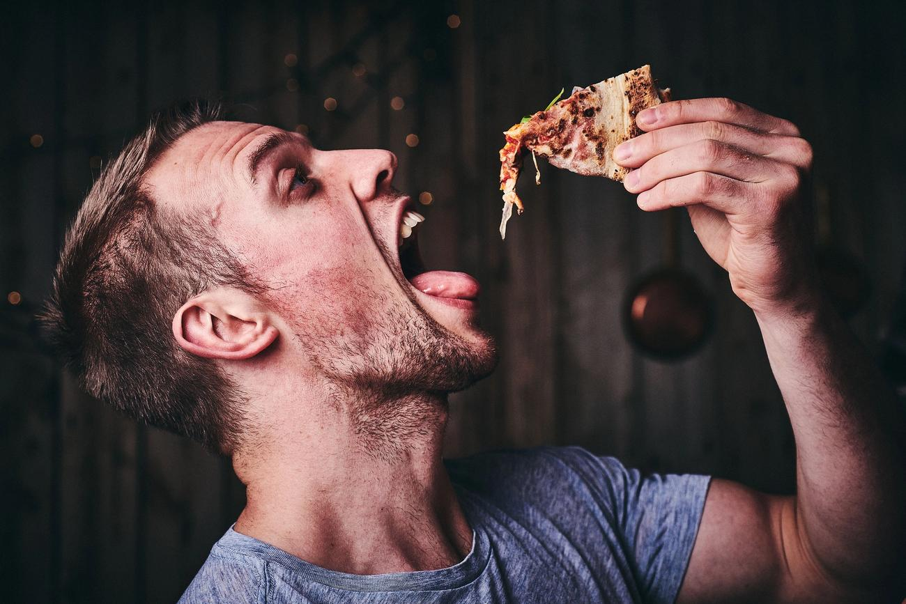 Eating Dough & Glory Pizza