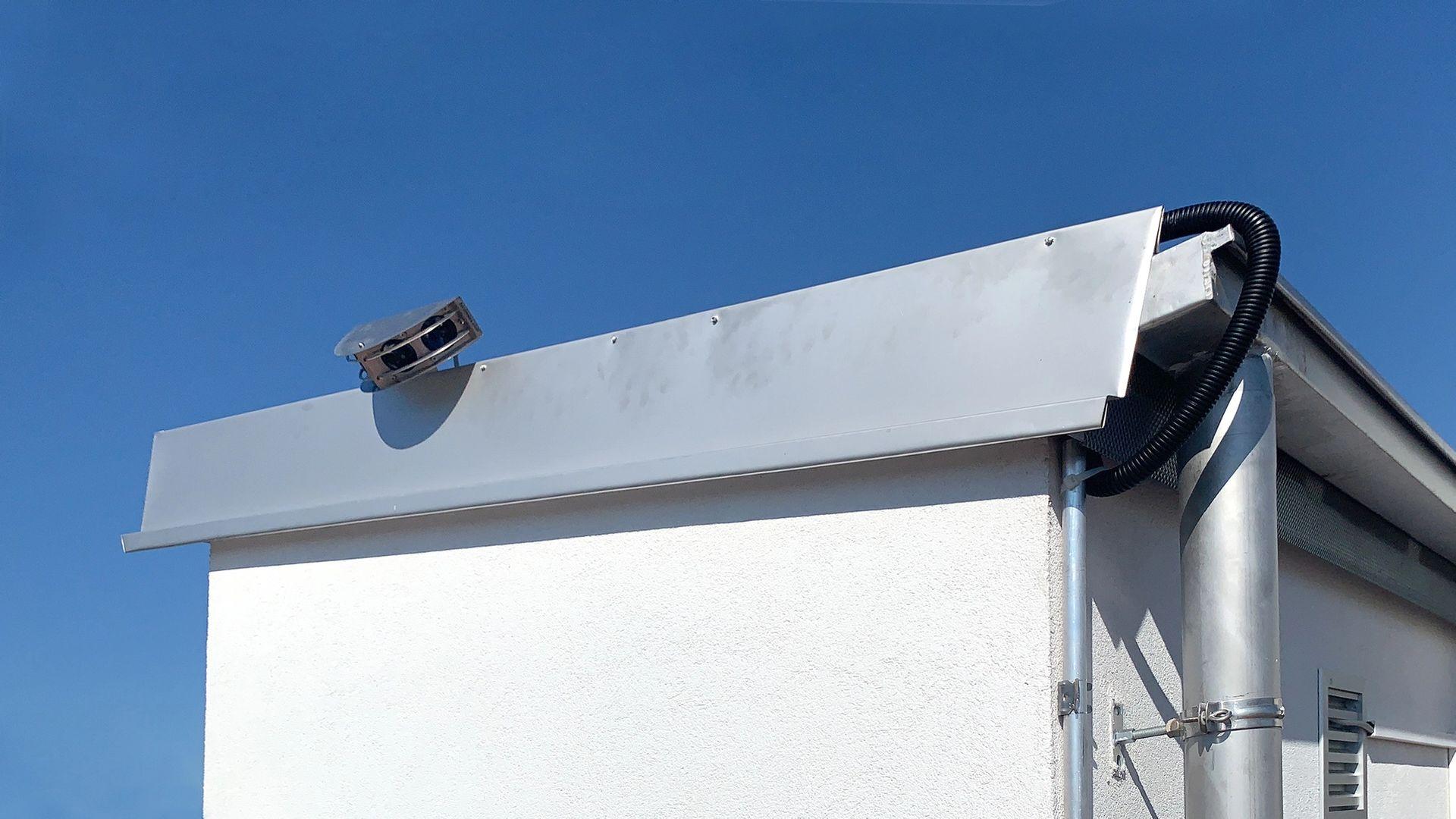 Taubenabwehr Ultraschallsysteme