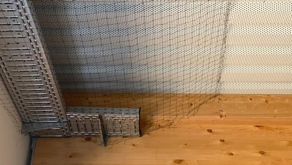 Taubenabwehr Taubennetz