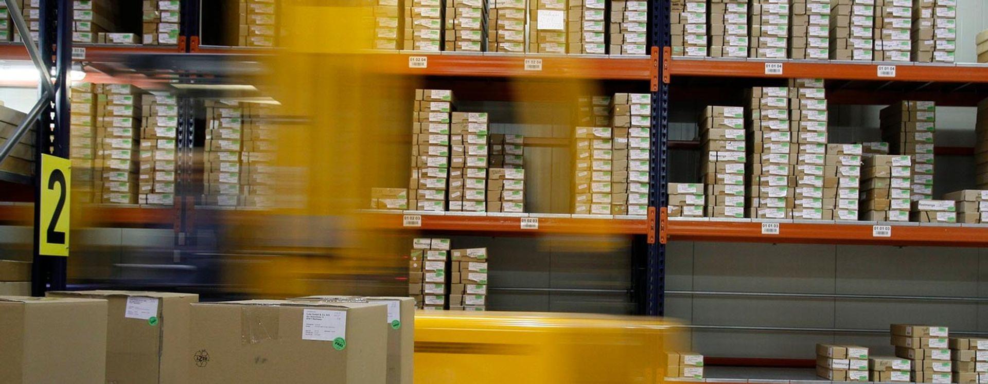 Skadedyrsbekæmpelse for transport, logistik og lager - Det klarer Anticimex