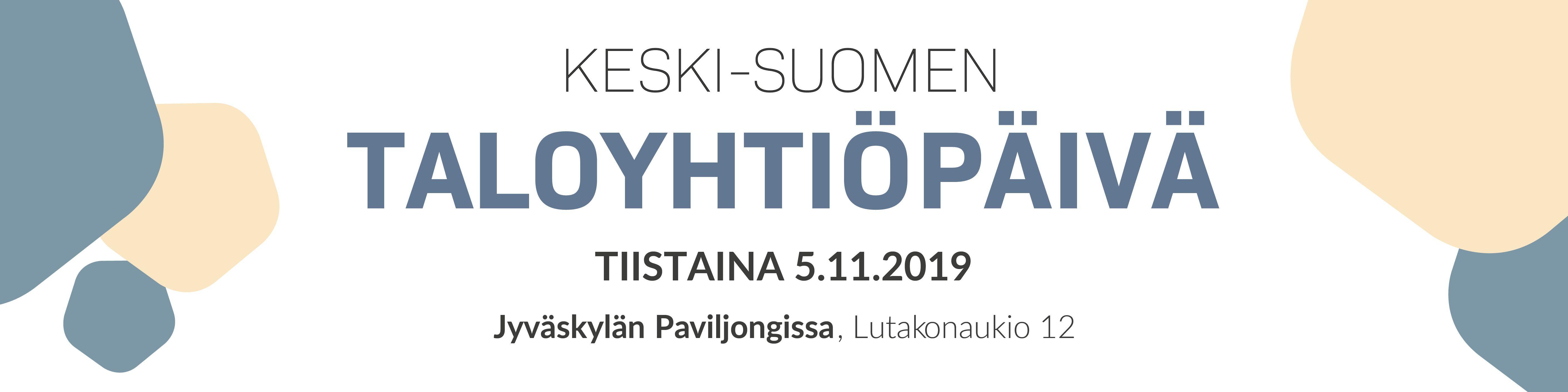 Anticimex mukana Keski-Suomen taloyhtiöpäivillä