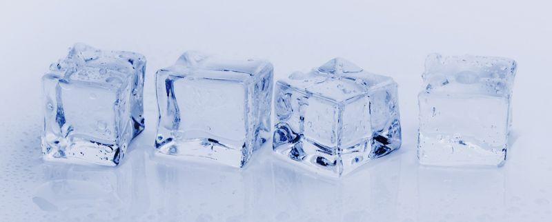 Kiinnitä huomiota jääpalakoneiden pesuun