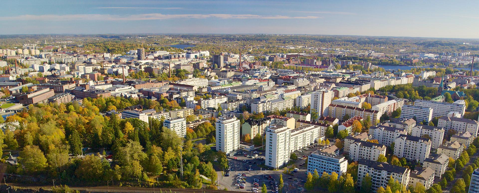 Anticimex Tampereella