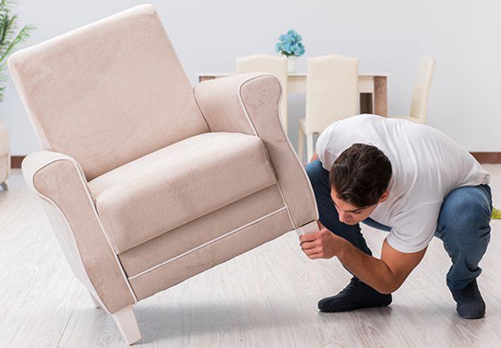Tutki huonekalut