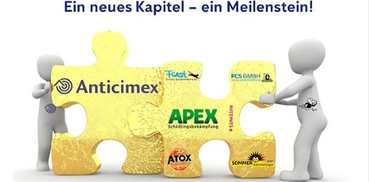 Anticimex APEX Partnerschaft