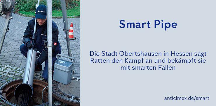 Anticimex Smart Pipe Obertshausen