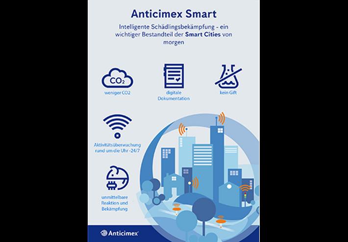 Anticimex Smart Cities
