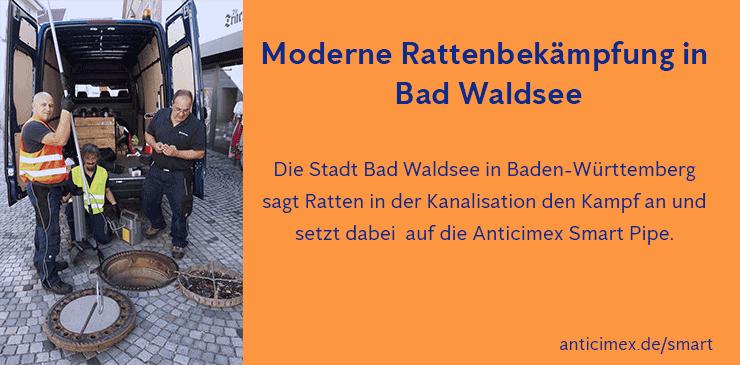 Anticimex Smart Pipe Bad Waldsee