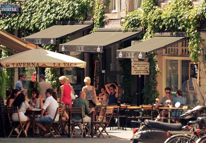 Restaurant Außenberiech