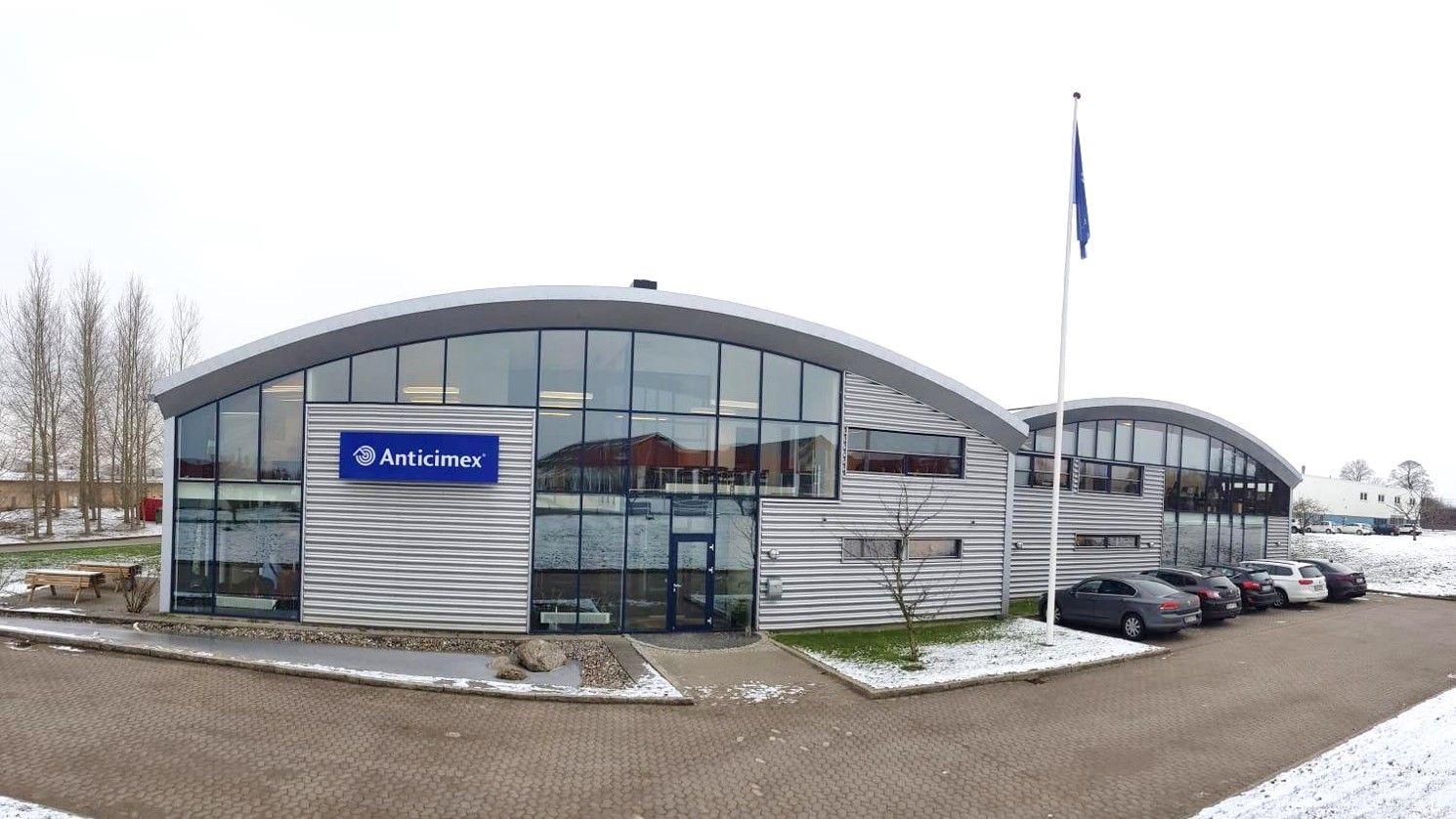 Anticimex Innovation Center