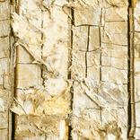 Brunröta på fasad