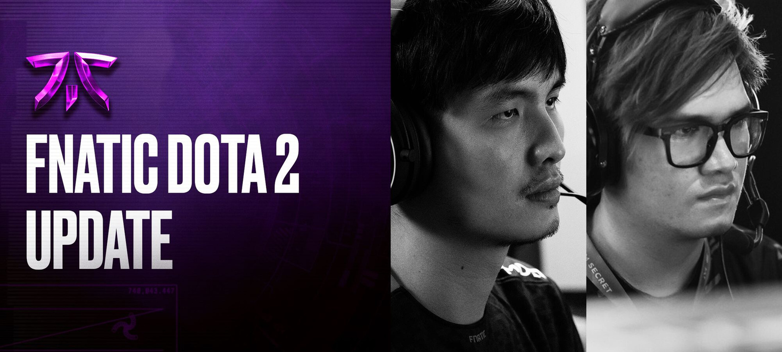 An update on Fnatic Dota 2