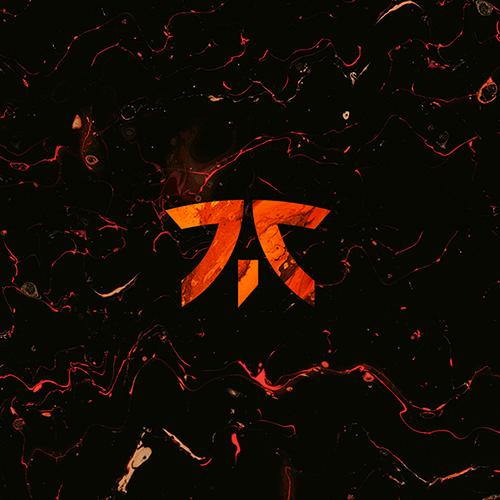 Fnatic logo wallpaper elements lava