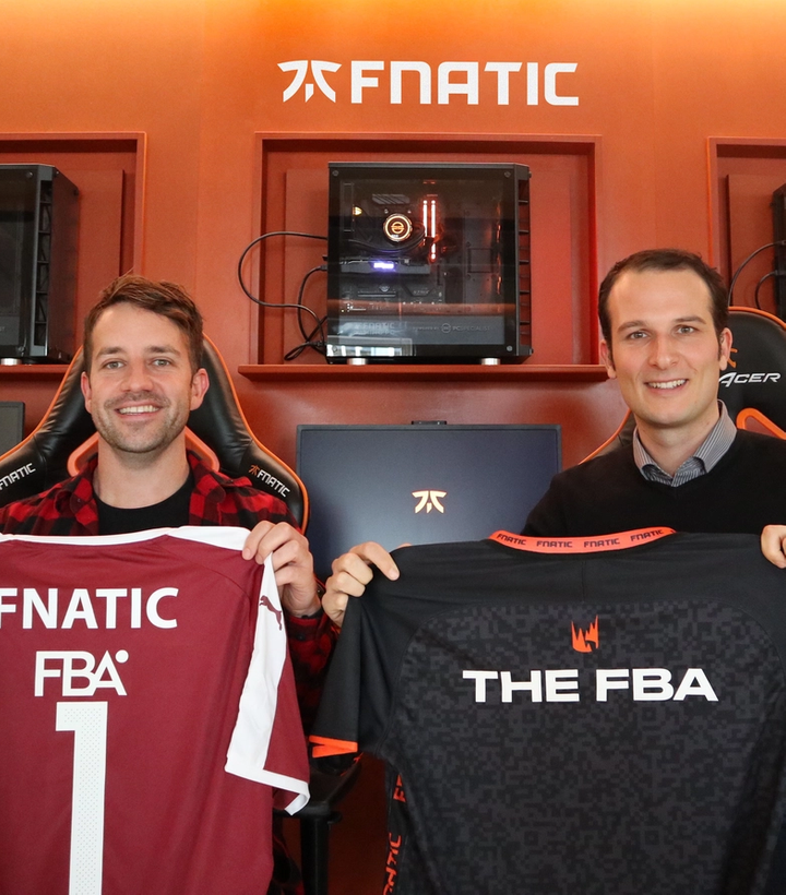 The FBA Enters Esports With Fnatic Partnership