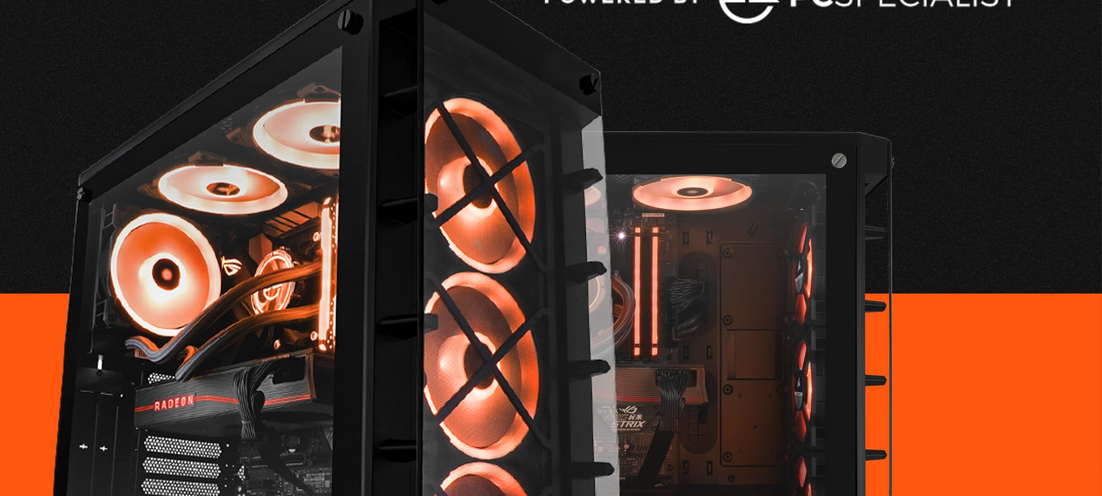 PCSpecialist teams up with Esports Giant Fnatic as exclusive Gaming PC partner